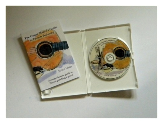 French Polishing DVD